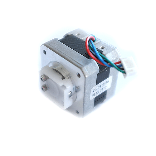 up print head extruder stepper motor