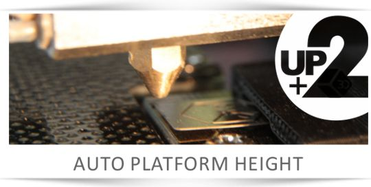 Auto-platform height