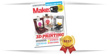 Best 3D Printer - Make Magazine