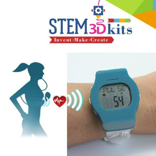 EDU-STEM-Kit-Heart-Rate-Watch