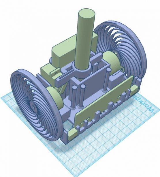 EDU-STEM-Spirobot
